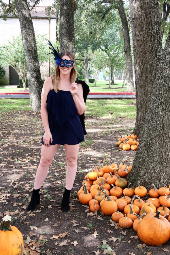 Masquerade Halloween Costume