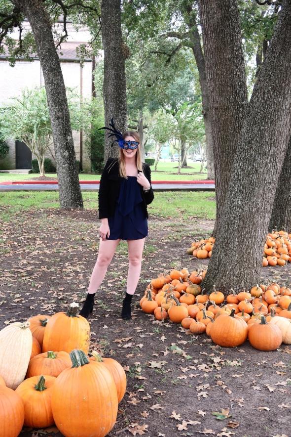 DIY Masquerade Costume