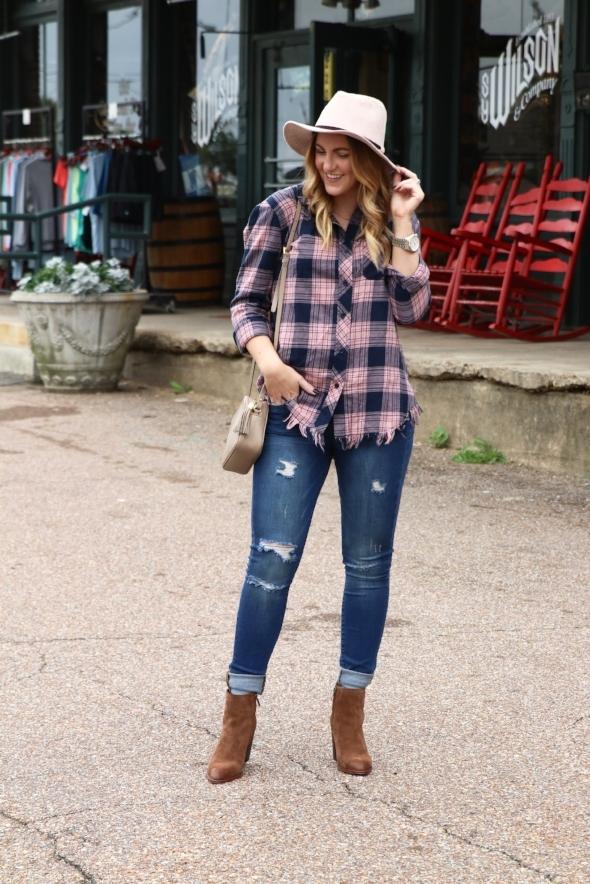 fall flannels