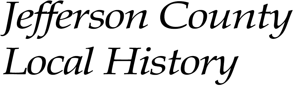 Birth Records — Jefferson County history