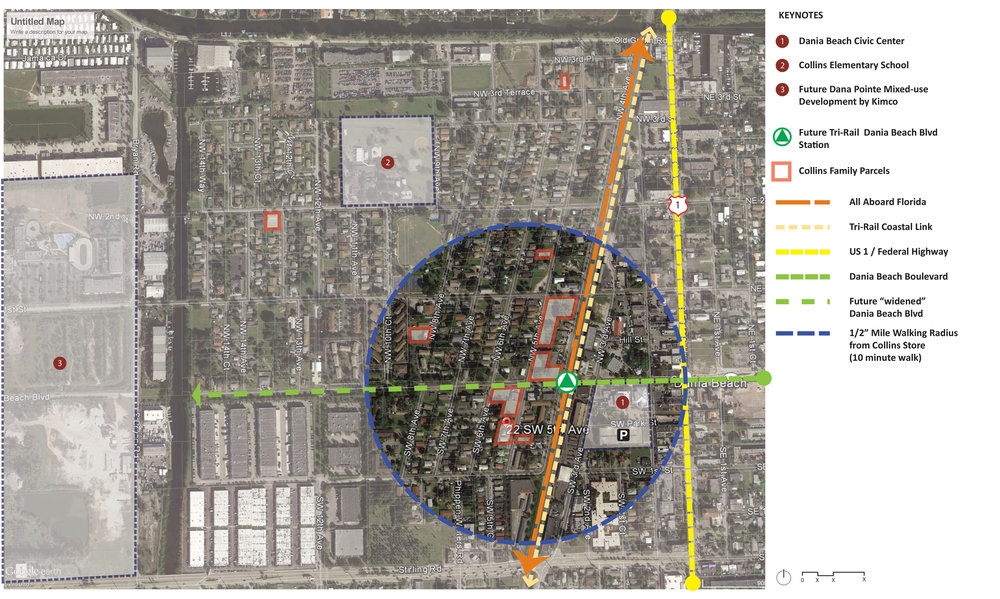 Bailey Block Masterplan - Dania Beach