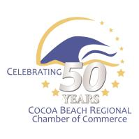 Trent Art Galleries is a proud member of the Cocoa Beach Regional Chamber of Commerce