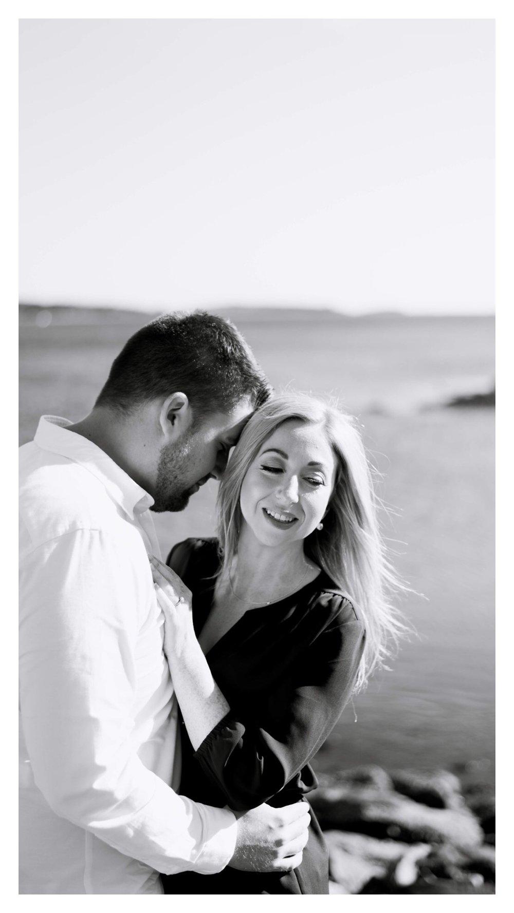 Christina & Lee's Sunny Afternoon Engagement | Halifax Wedding Photographer