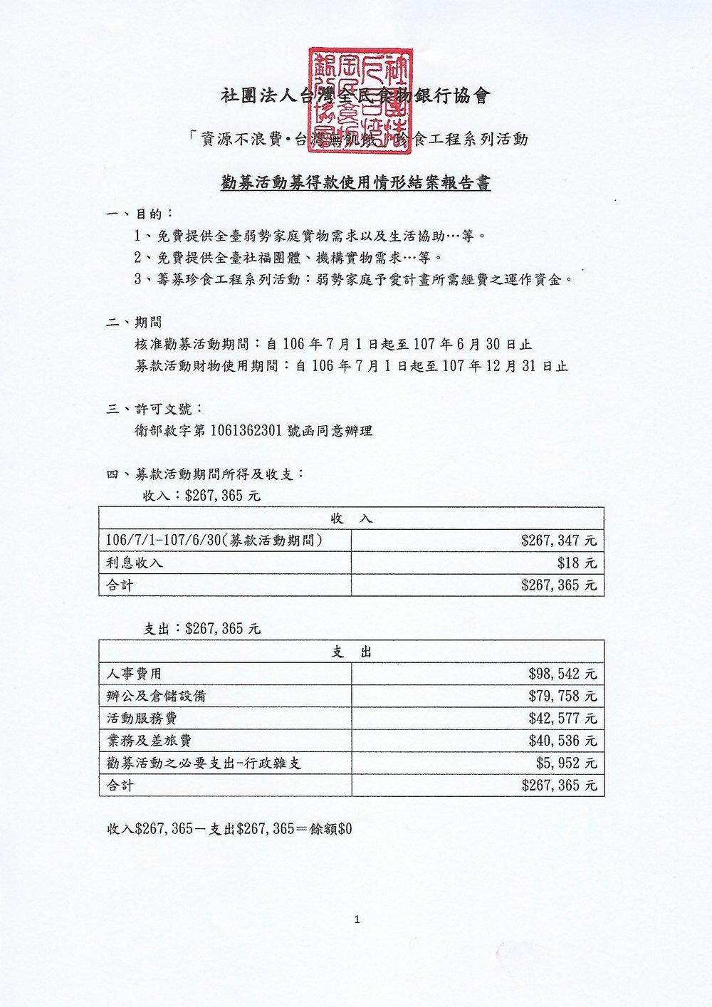 募得款使用情形結案報告書(1071231).jpg