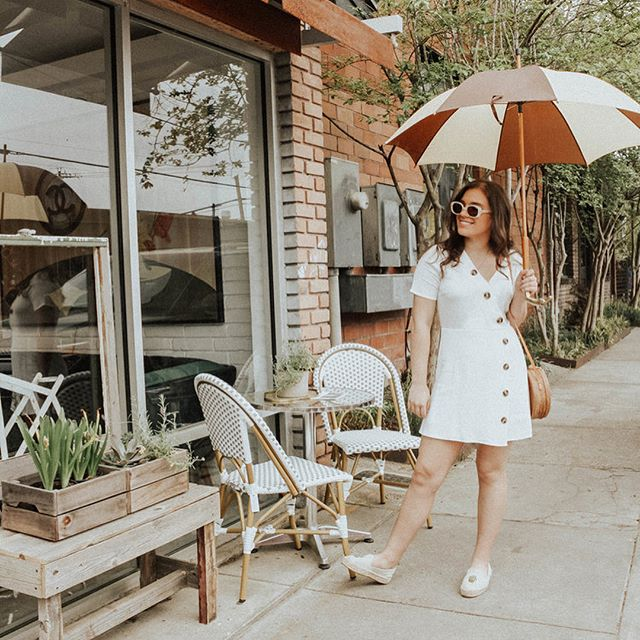 TGIF! Hoping this great weather streak continues & loving these shots by @hippieinhtx ! Thanks for featuring @shoptheaffair on your blog (hippieinhtx.com)! . . . . #mrchmrkt #ephemeral #curated #shopping #experience #popupshop  #montrose #houston #texas #vintage #upcycled #clothng #fashion #art #furniture #accessories #jewelry #collection #shopping  #houstonshopping #styling #styleblog #houstonblogger #fashionblogger #shoplife #tgif