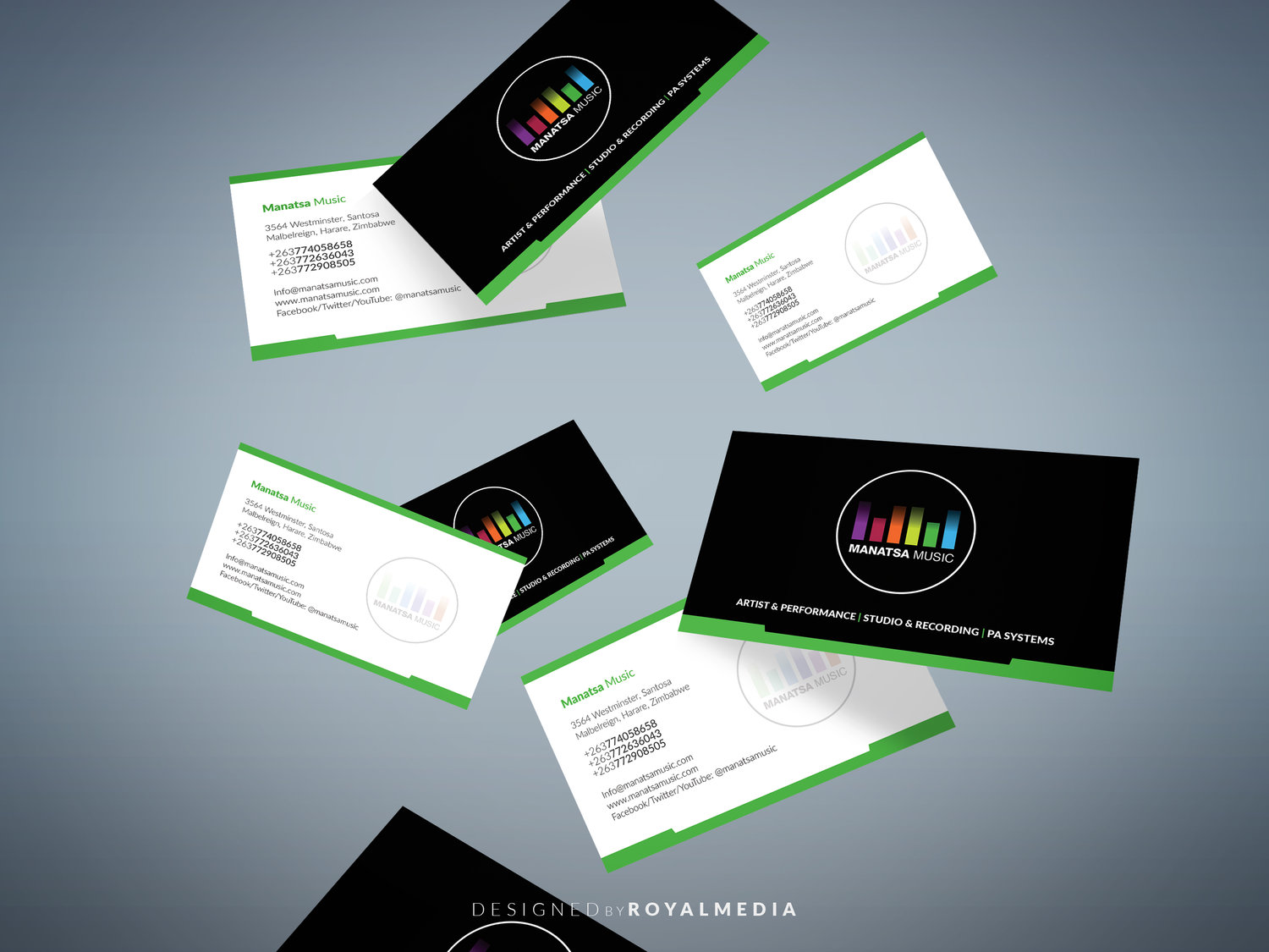 Stationary rmnow flying business cards mockup volg reheart Image collections