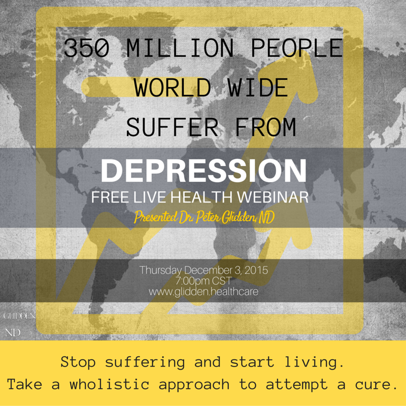 Click here to watch the free Depression webinar.