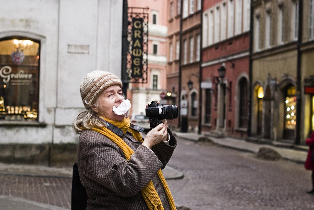 """Impressive Ladies"" by Gema Galiana - Warsaw 2014"