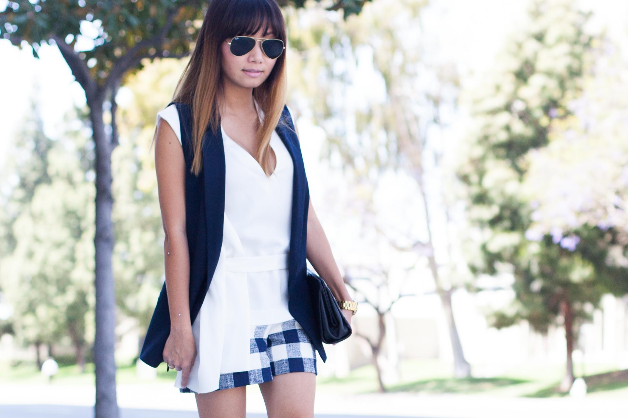 Checker Shorts (2 of 10)