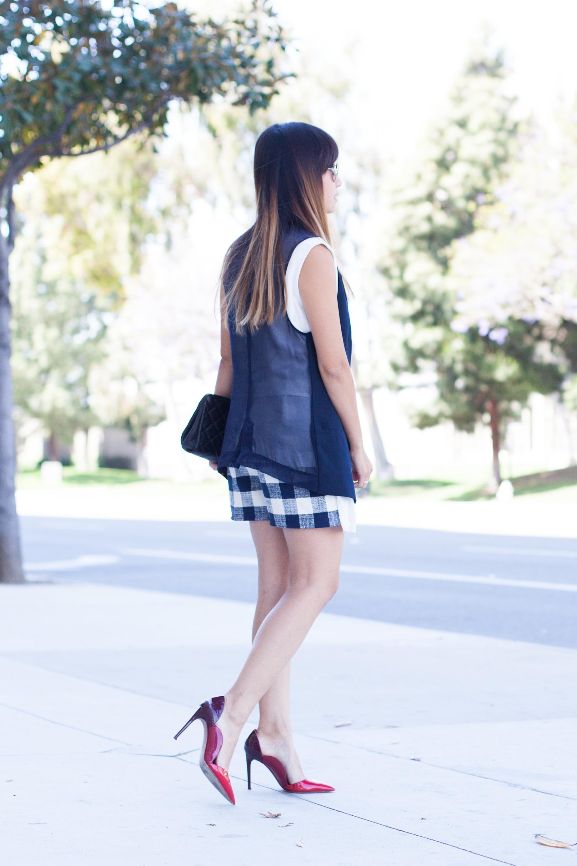 Checker Shorts (3 of 10)