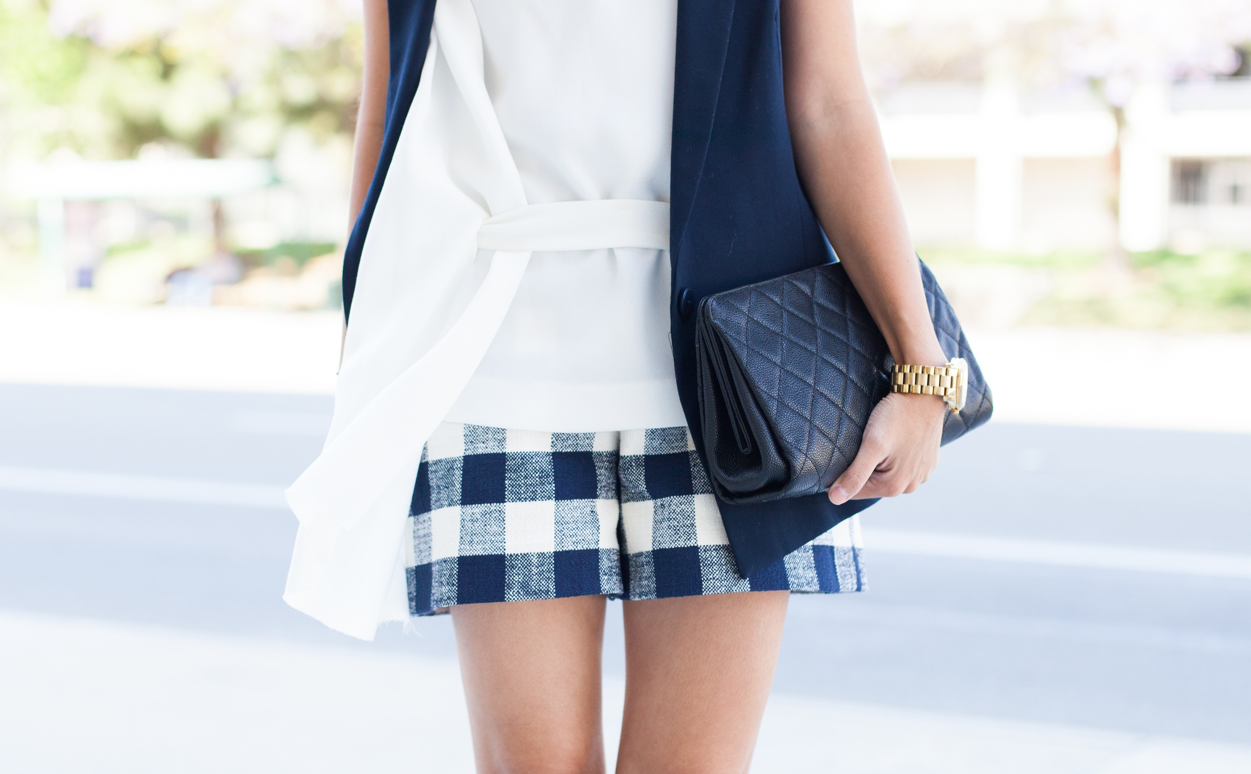 Checker Shorts (7 of 10)