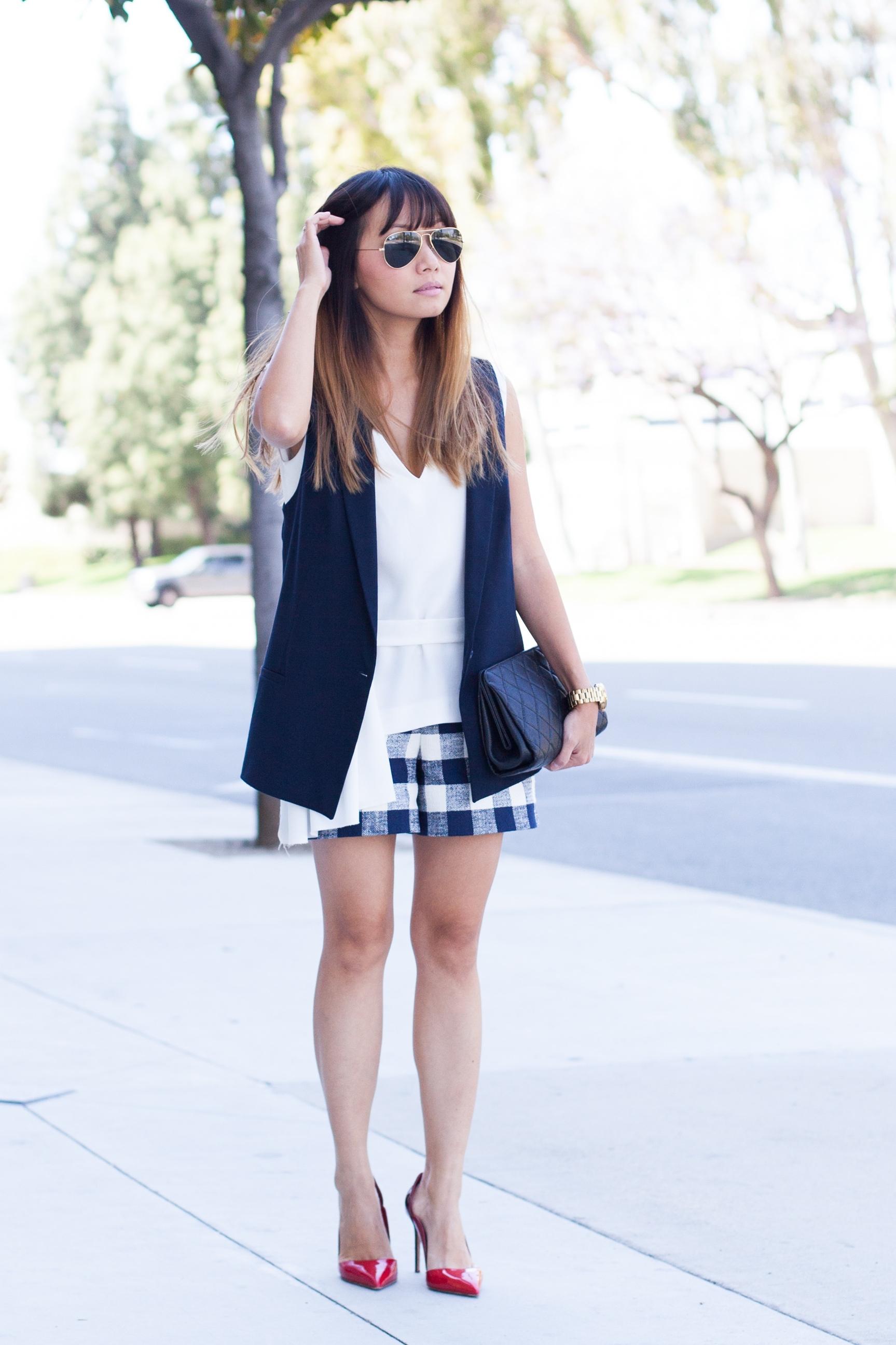 Checker Shorts (5 of 10)