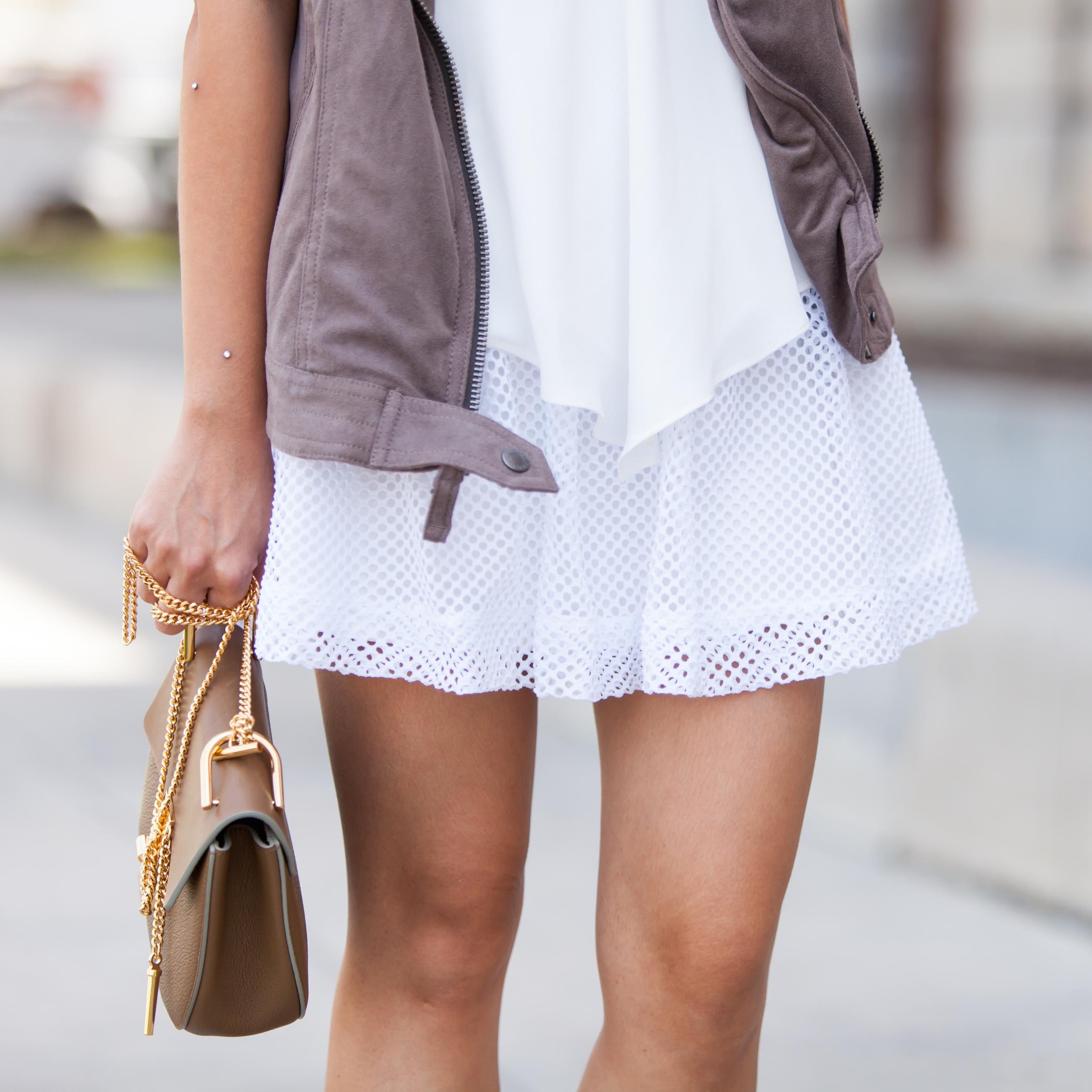 White Crochet Skirt (9 of 12)