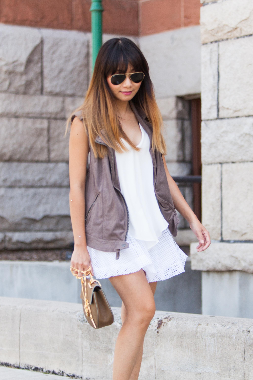 White Crochet Skirt (8 of 12)