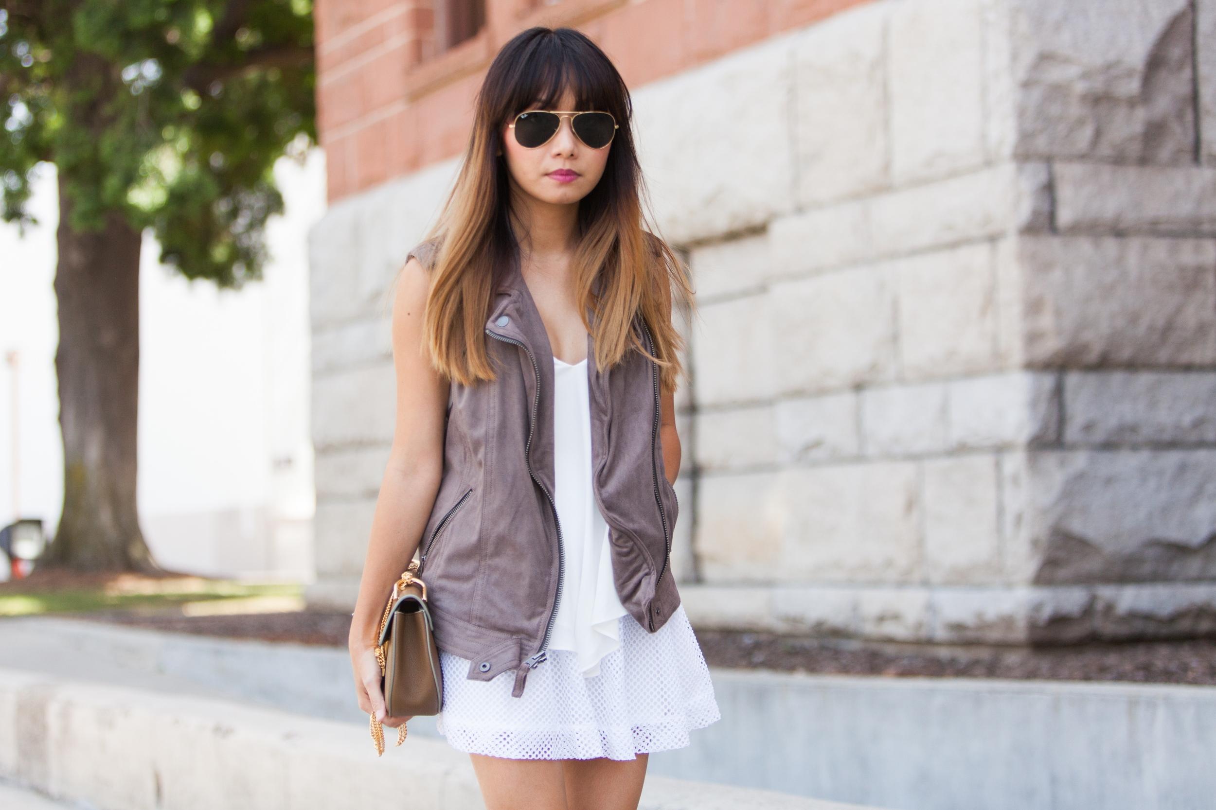 White Crochet Skirt (7 of 12)