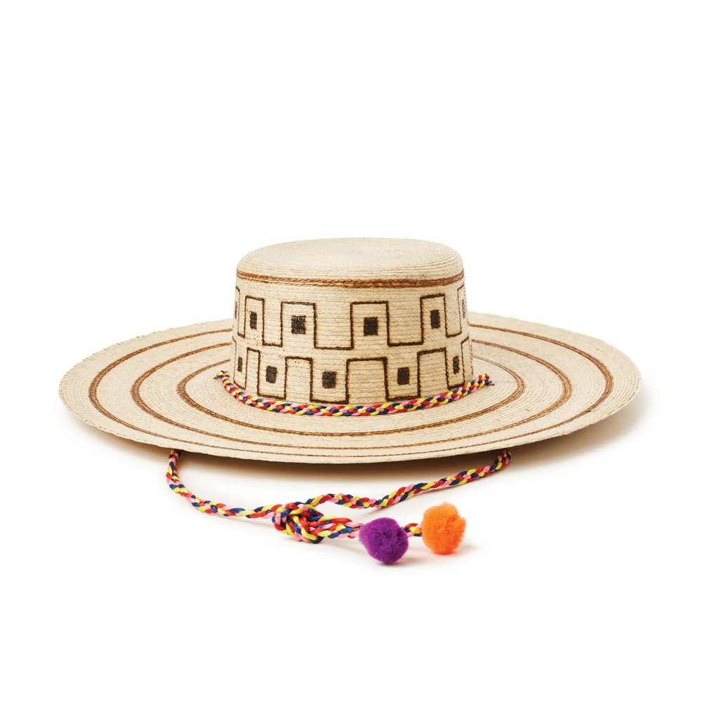 Brixton  | Guadalajara Hat - Tan |  $78.00