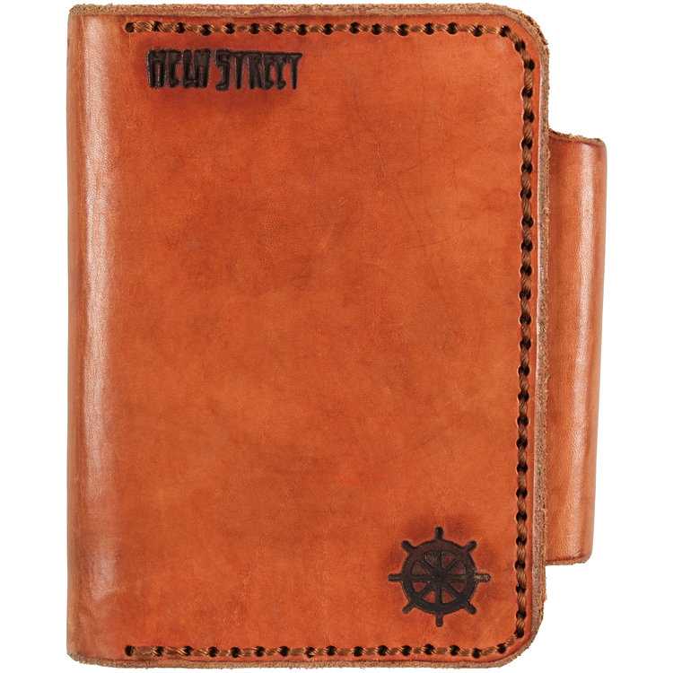 Helm Street  | Traveler Wallet |  $80.00