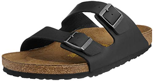 Birkenstock  | Arizona Soft Footbed Suede Sandal |  $89.95