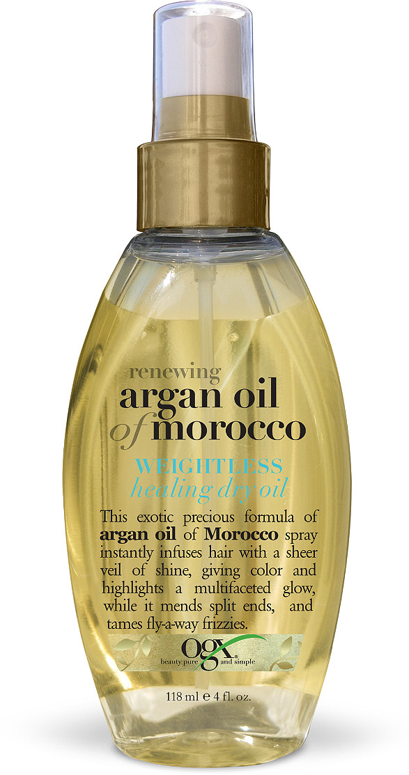 OGX  | Renewing Organic Moroccan Argan Oil Weightless Dry |  $8.47
