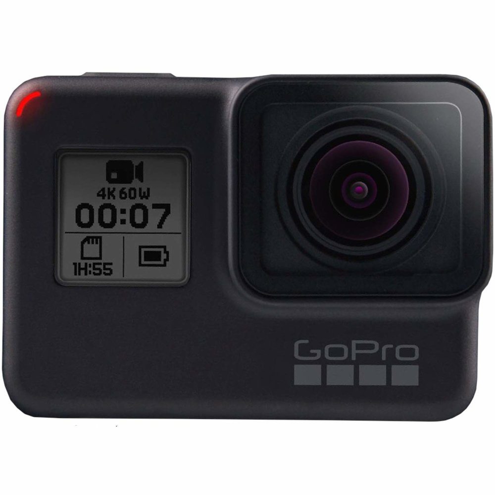 GoPro  | Hero7 Black SD Card Bundle |  $399.99