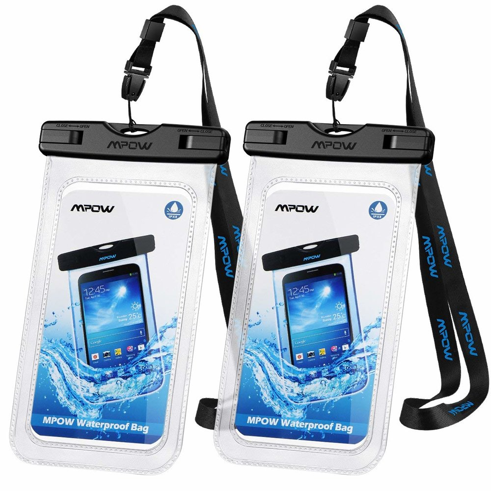 Mpow Universal  | Waterproof Case |  $7.99