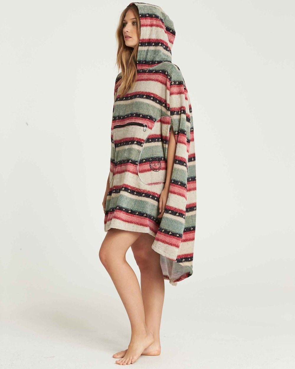 Billabong  | Hooded Towel Changing Poncho  | $74.95