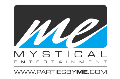 Mystical Entertainment Group  Wedding & Event Entertainment - Music - Rentals - Photo Booths   www.PartiesByME.com  | 973.542.8068 | info@partiesbyme.com