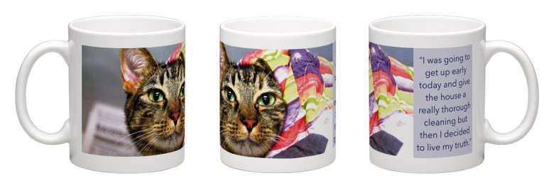 Wraparound Photo Mugs