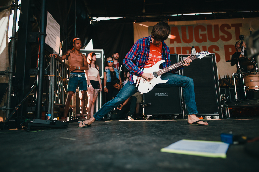 August Burns Red. One of my all time favorite bands.