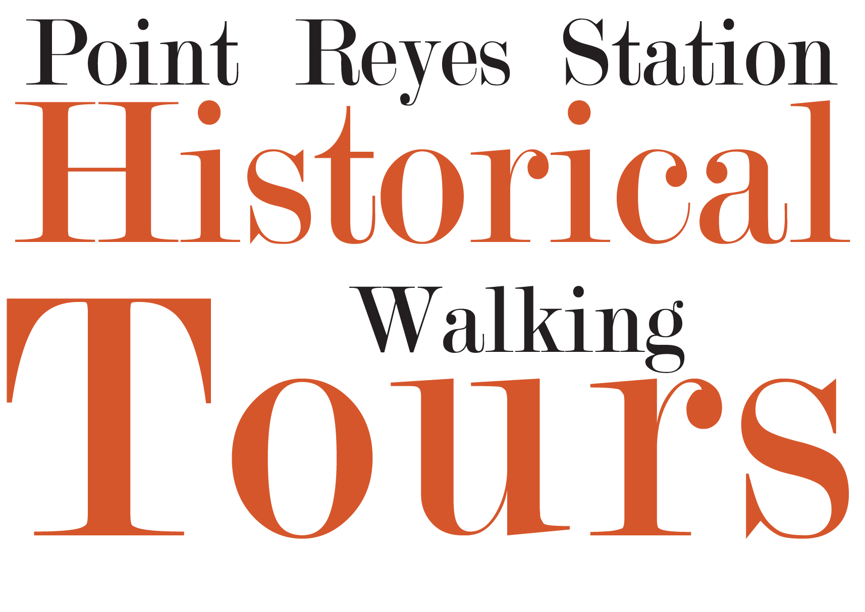 Point Reyes Station Historical Walking Tours