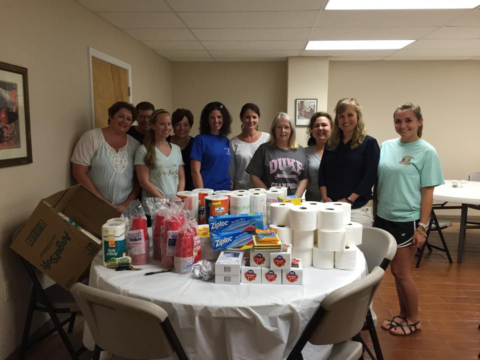 Caswell UMC Women's Group