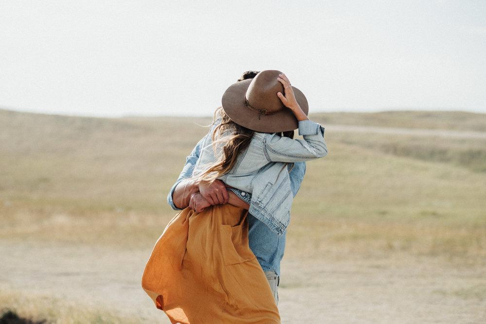 Couple Photography  Peyton + John Marc   Badlands, South Dakota-4.jpg