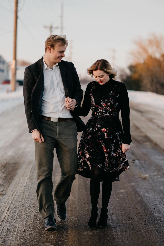 Talia + Brendan | Engagement Photography | Sioux Falls, South Dakota Photographer-127.jpg