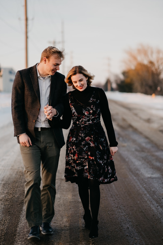 Talia + Brendan | Engagement Photography | Sioux Falls, South Dakota Photographer-130.jpg