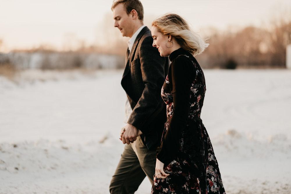 Talia + Brendan | Engagement Photography | Sioux Falls, South Dakota Photographer-137.jpg