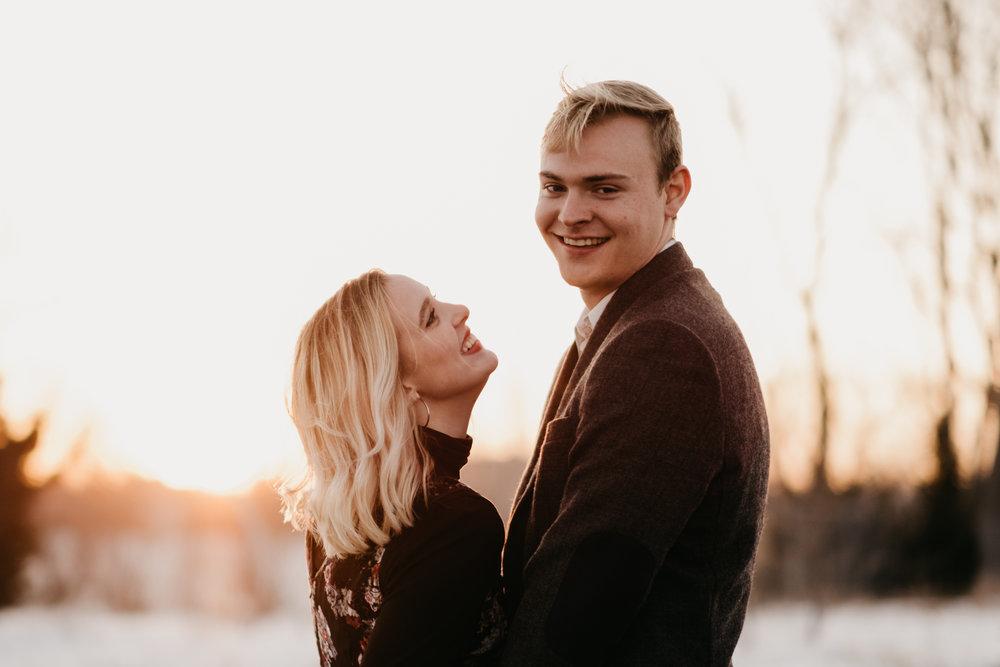 Talia + Brendan | Engagement Photography | Sioux Falls, South Dakota Photographer-141.jpg
