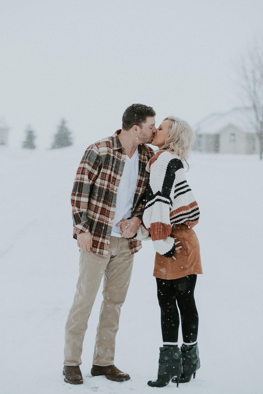 Megan + Ward | Engagement Photography | Pipestone, MN Photographers-99.jpg