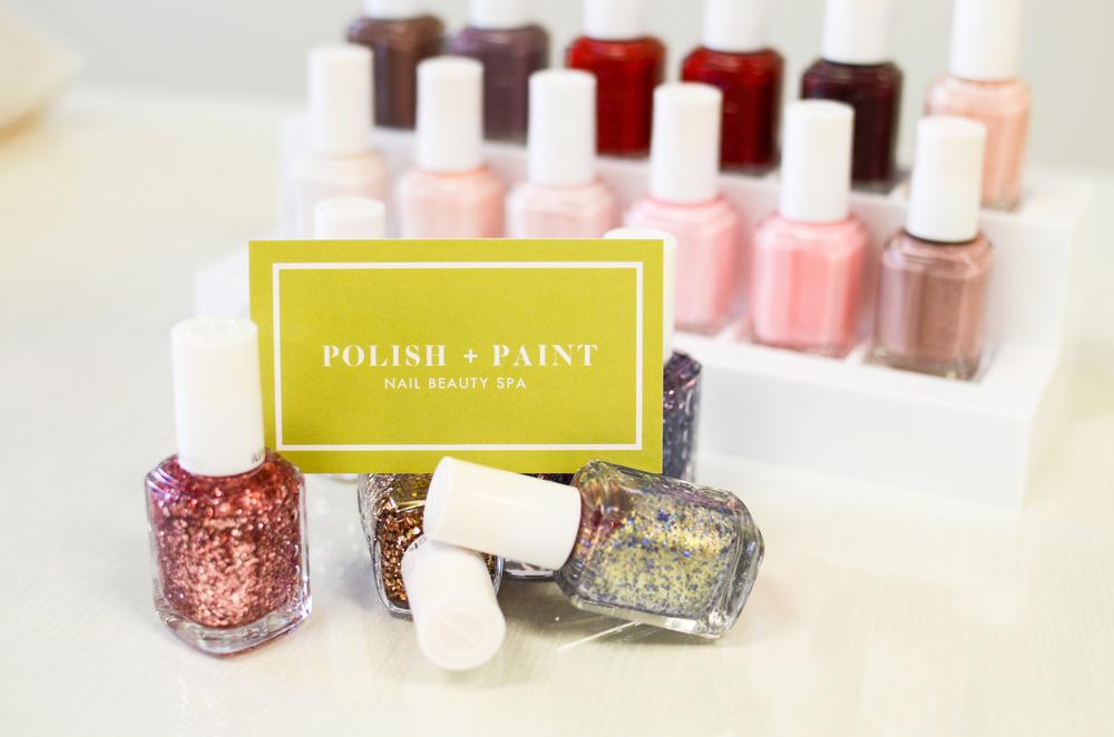 Polish + Paint