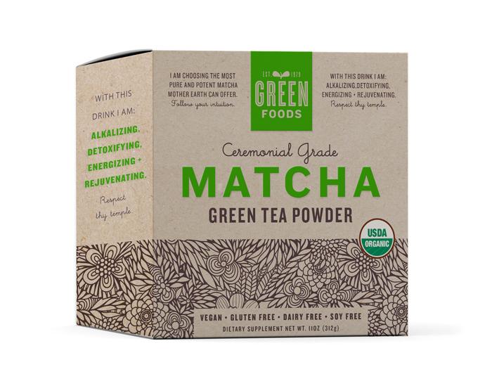 GreenFoods_matcha