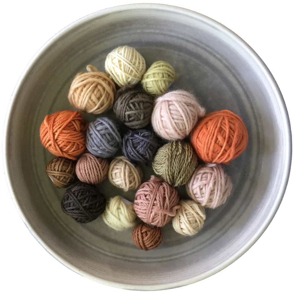 Colourways  natural dye from the south coast of nsw