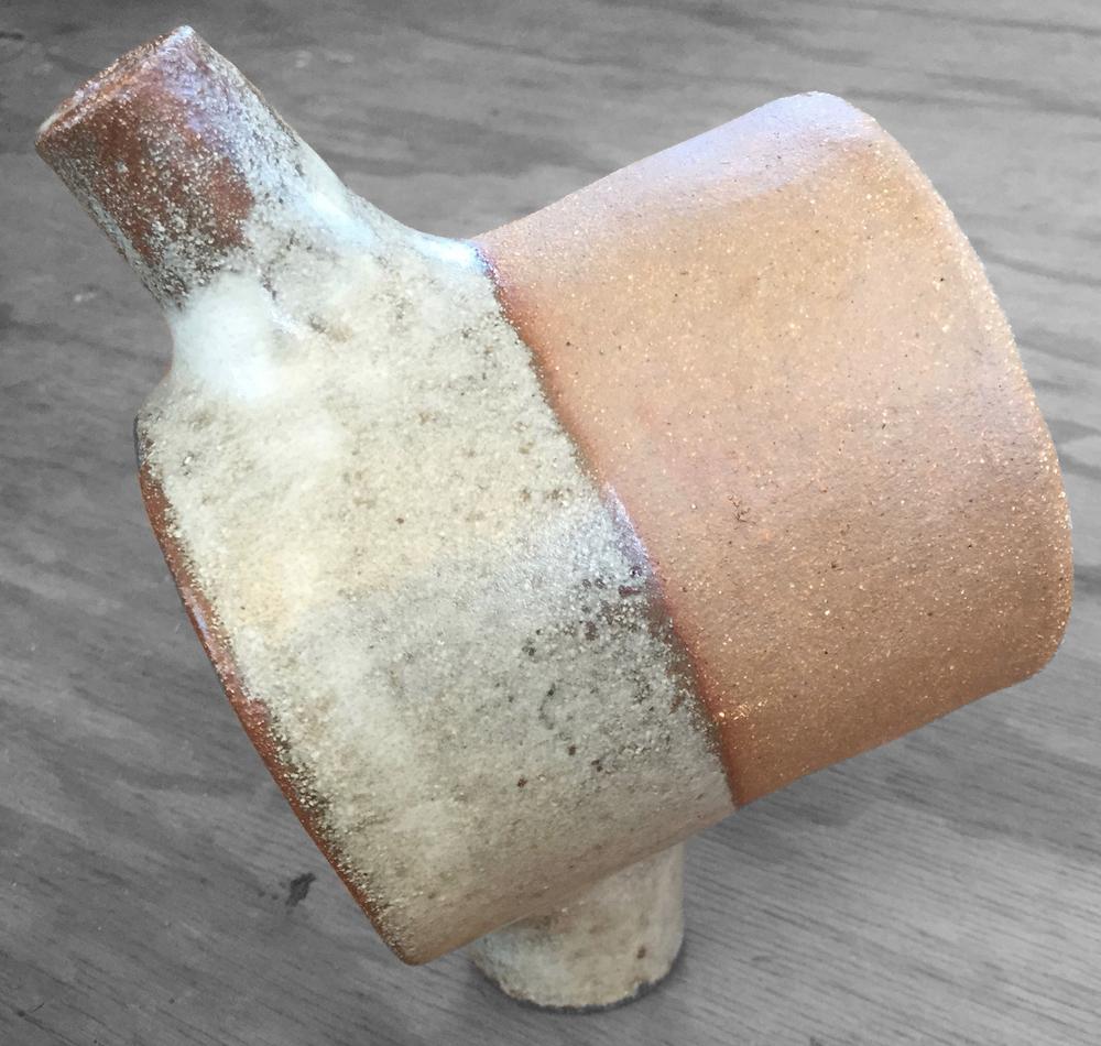 Name:  Teapot  Made: Kara Wood Ceramics Class