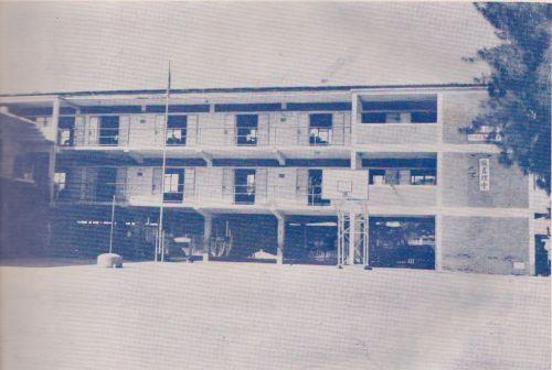ตึกซีเกิ้ล Seigle Hall Building