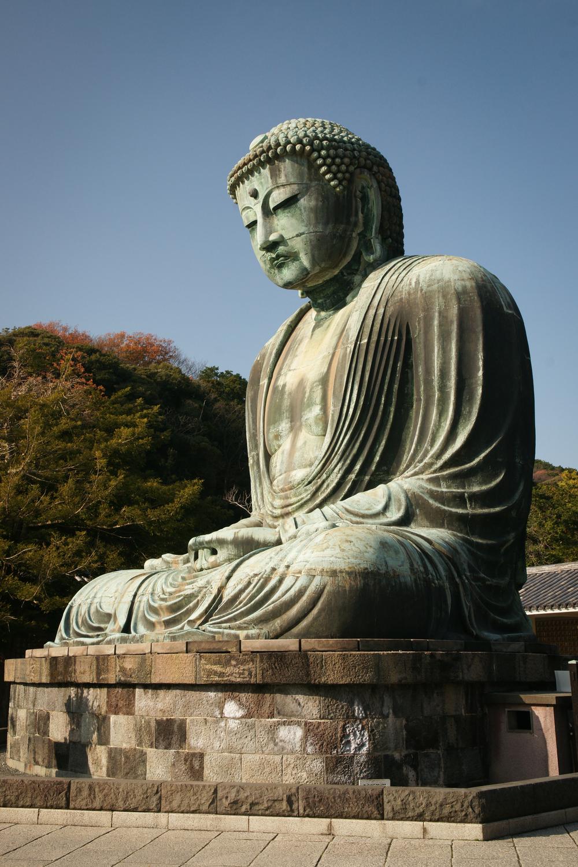 Kotoku-in, Daibutsu