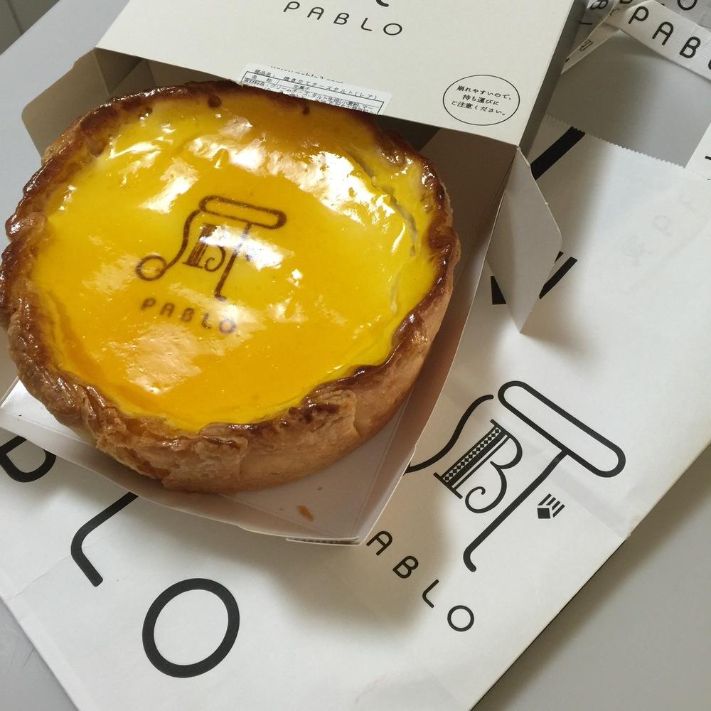 The Cheese Tart!