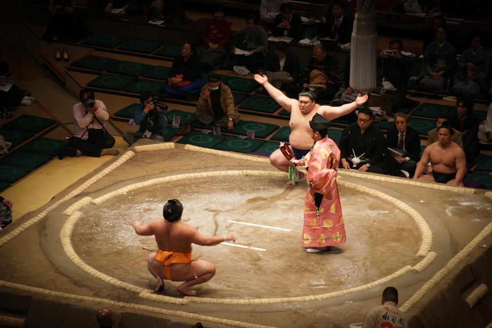 Chirichozu Ritual Gesture