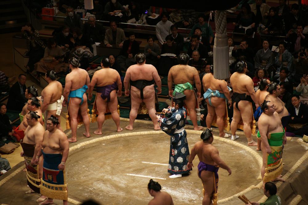Makucchi ranked wrestlers