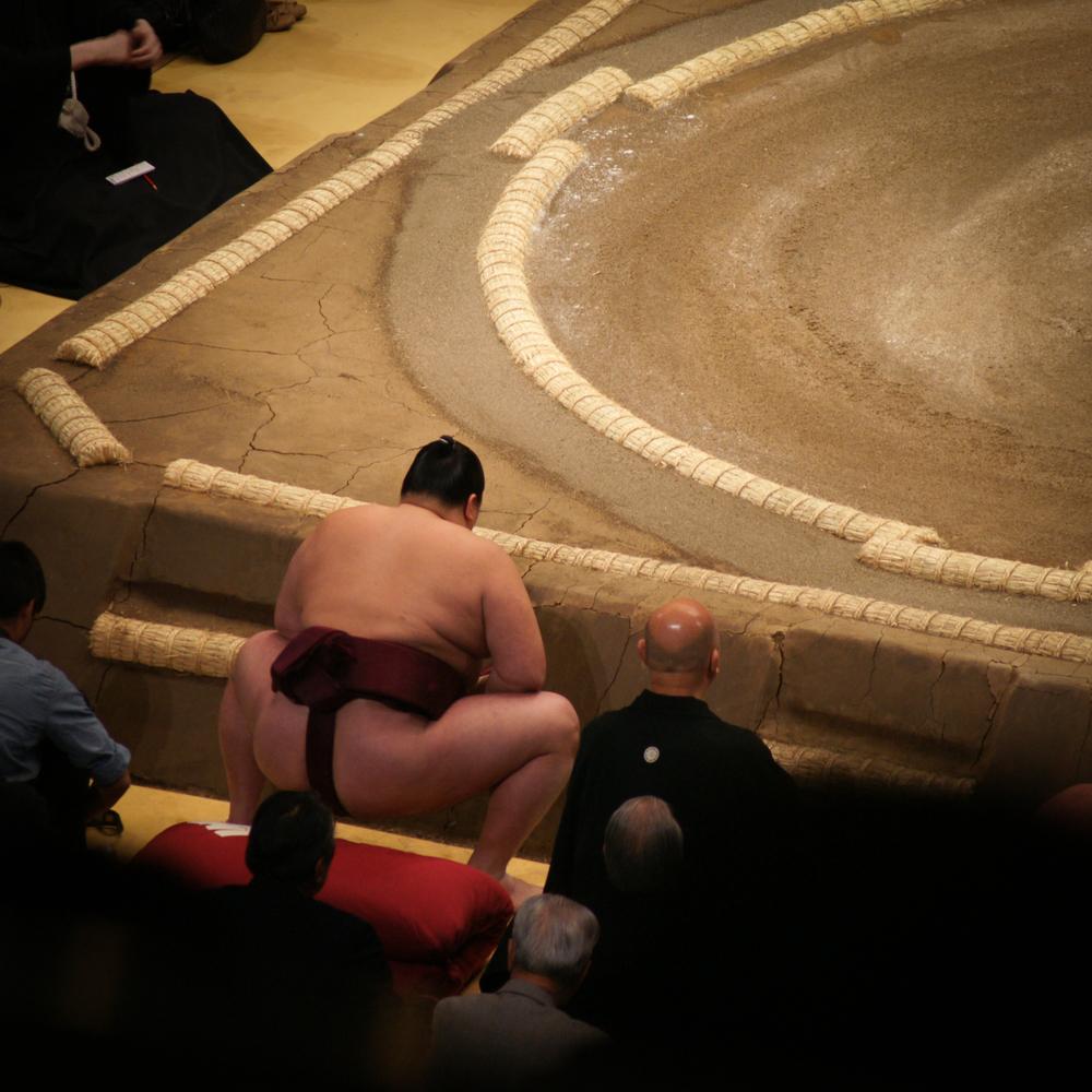 Sonkyo Crouching