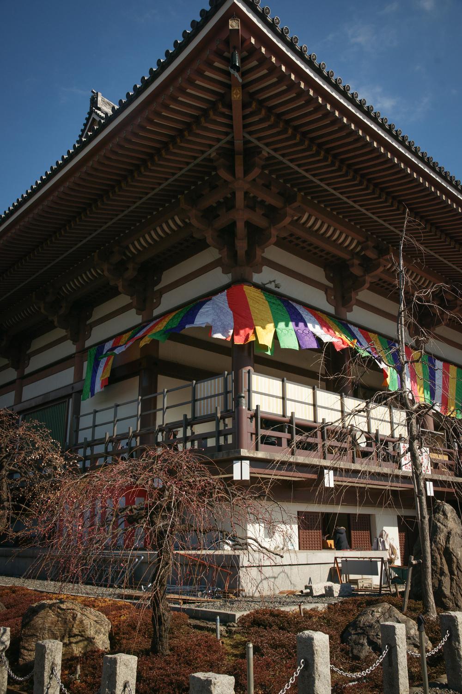 Nishi-Arai Daishi Temple