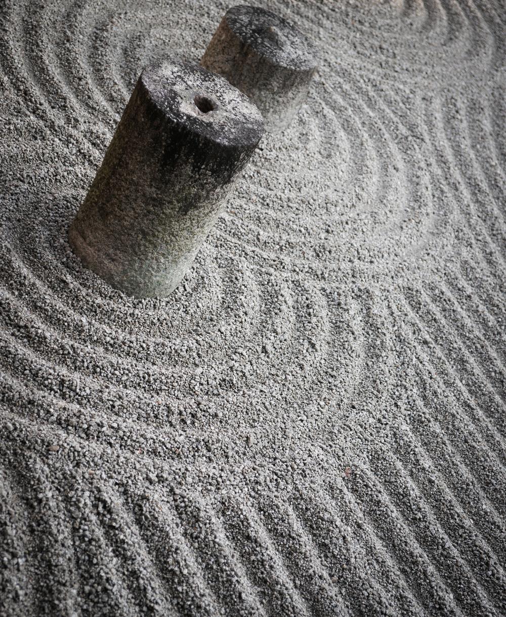 Rock Garden detail
