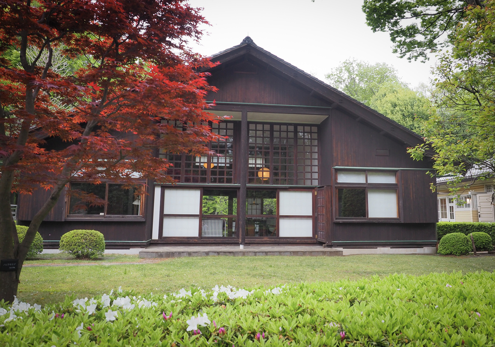 Kunio Mayekawa Residence, this was my favorite building